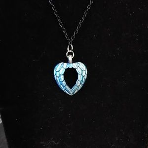 Jewelry - Heart ❤️ Pendant Necklace